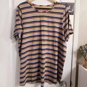 Modern Stripe Shirt